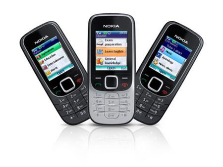 Siete nuevos Nokia de gama baja
