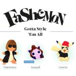 No digas que pasas de los Pokémon Go hasta que veas a los Pokémon Fashion: los Fashemon