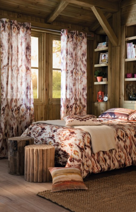 Leroy Dormitorio Rustico