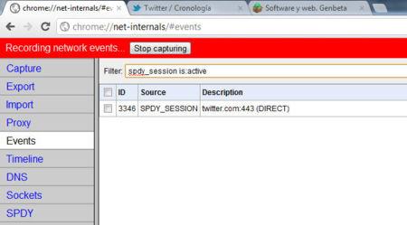 Twitter adopta SPDY por defecto en los navegadores que lo soportan