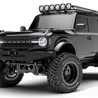 Ford Bronco 6x6, esta imponente preparación llegará el próximo año y el precio será de varios millones de pesos