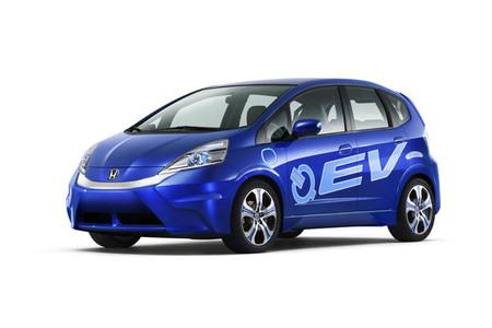 La EPA publica los datos del Honda Jazz eléctrico