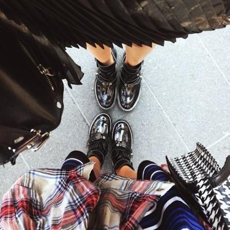 Duelo de estilos: las botas Balenciaga son ortopédicas pero siguen triunfando
