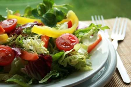 Cinco características que debe tener una ensalada saludable