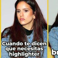 Hay un meme de Rosalía para cada mood de la semana gracias al perfil de @latiarosalia