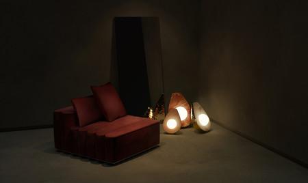 El amor por los aguacates llega a la decoración ahora en forma de lámpara de mesa o suelo