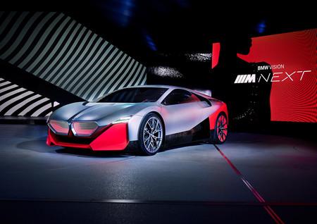 Estos son los coches eléctricos e híbridos que prepara BMW para los próximos años, incluidos modelos BMW M