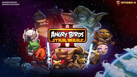 Angry Birds Star Wars II será lanzado el 19 de Septiembre