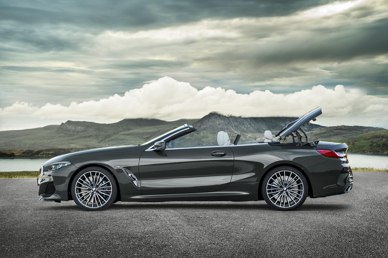Foto de BMW Serie 8 Cabrio (24/75)