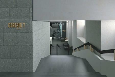 Así es el Ceresio 7, un gimnasio y spa dentro de las oficinas de Dsquared2