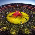 Tom Pages arrasa de nuevo en el Red Bull X-Fighters Madrid 2015