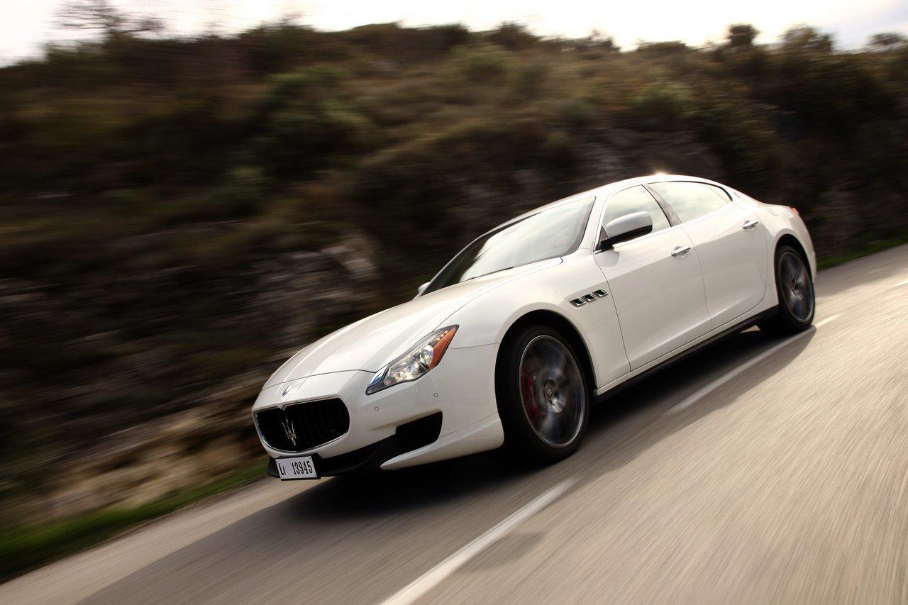 Foto de Maserati Quattroporte (2013) (30/47)