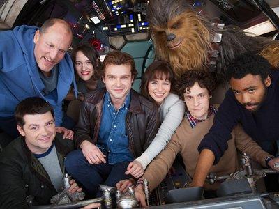 'Star Wars', el spin-off de Han Solo confirma su reparto con la primera imagen oficial