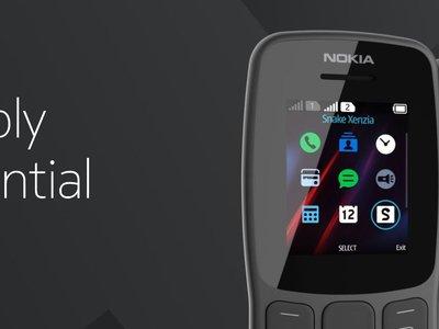 Nuevo Nokia 106, más leña al fuego de los teléfonos menos inteligentes