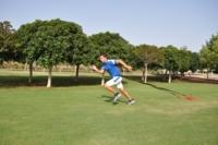 Entrenando la potencia de piernas en el pádel