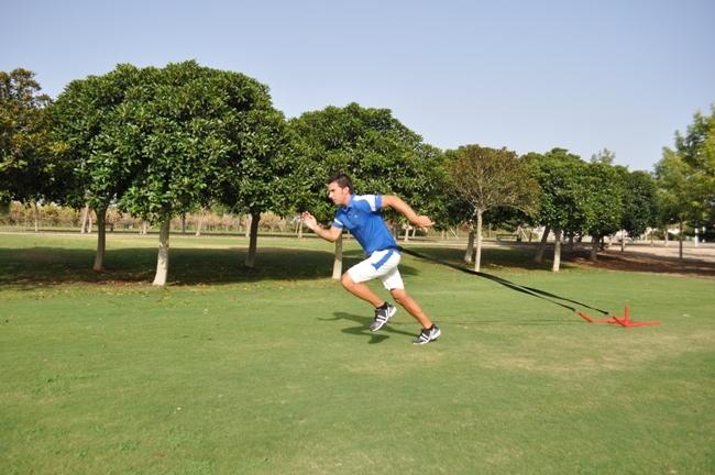Entrenando la potencia de piernas