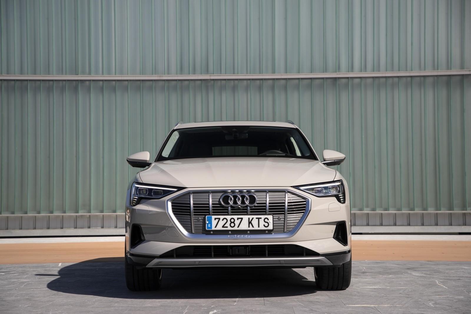 Foto de Audi e-tron (42/111)