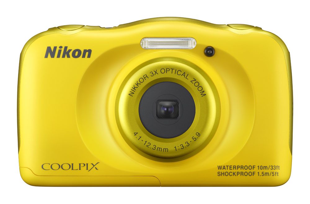 Foto de Nikon Coolpix AW130 y S33, renovación en la gama aventurera de Nikon (1/9)