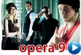 Opera 9 ya está entre nosotros