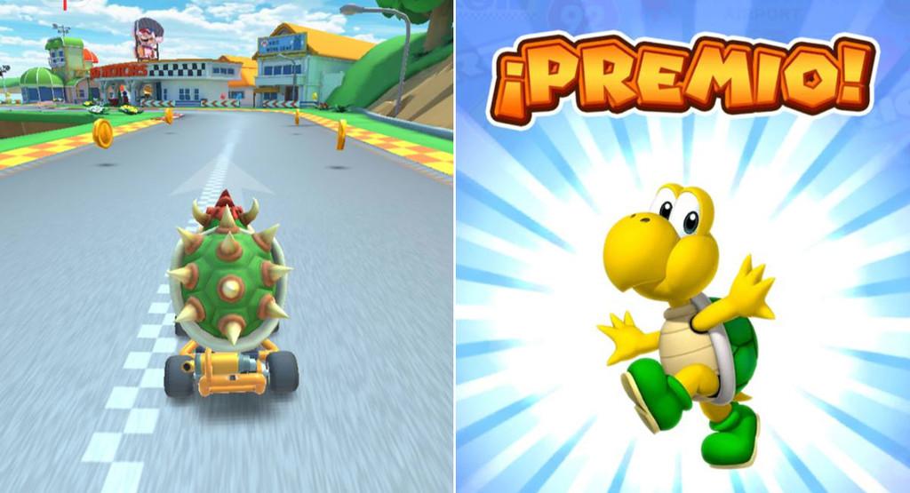 Probamos Mario Kart Tour en Android, entretenidas carreras con un extra de monedas virtuales
