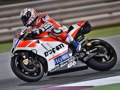 En Catar el más rápido es Andrea Dovizioso, carenado doble para Marc Márquez y sorpresa de Karel Abraham