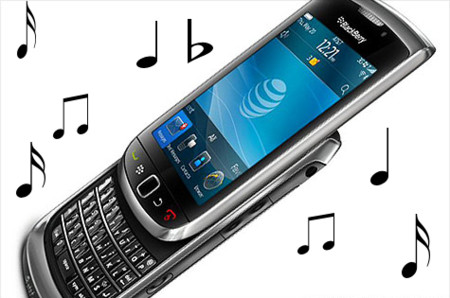 Blackberry Ringtones