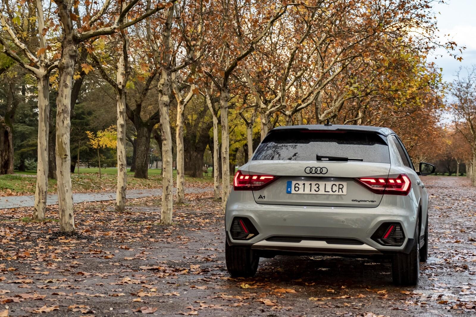 Foto de Audi A1 Citycarver 2020 prueba (32/39)