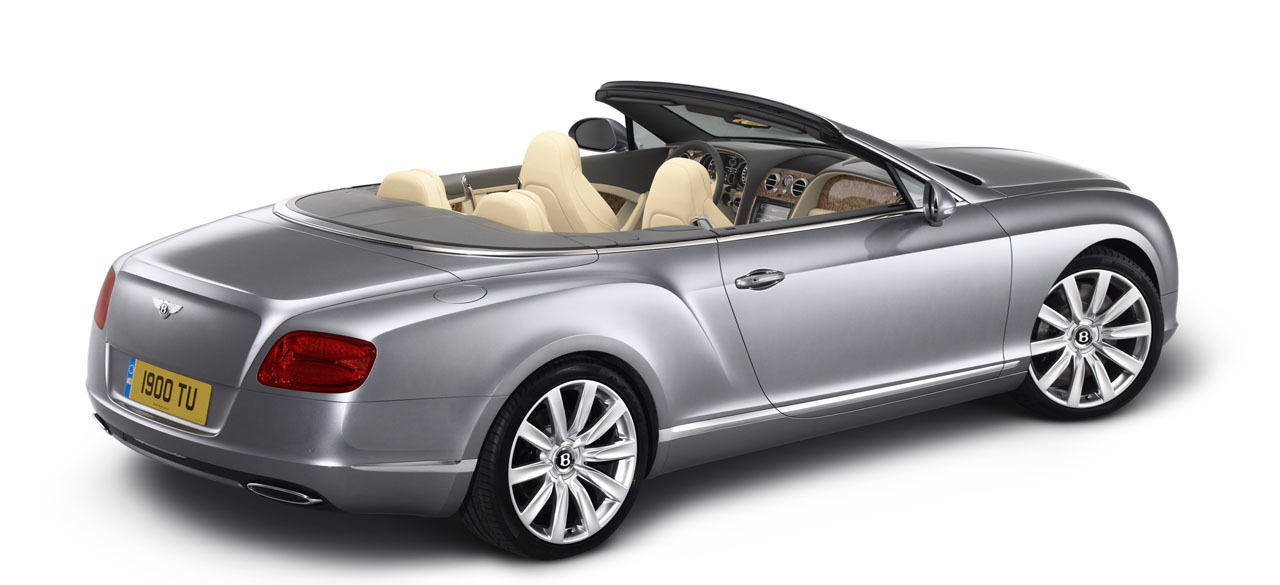 Foto de Bentley Continental GTC (5/12)