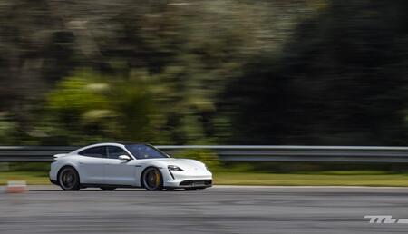 Porsche Taycan Mexico Fotos 8