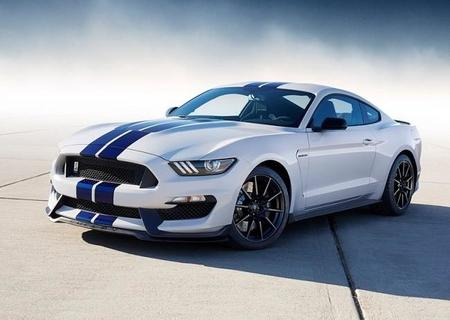 Ford Mustang Shelby Gt350 2016 800x600 Wallpaper 01