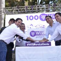 Ya están en Pereira las primeras zonas Wifi gratis del país