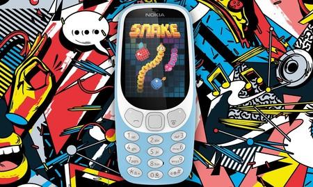 El Nokia 3310 que debió ser, con 4G y Android, está cada vez más cerca