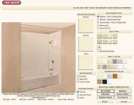 Diseña tu propio cuarto de baño