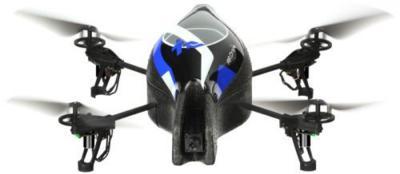 Parrot AR.Drone se controla a través del iPhone