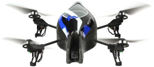 ParrotAR.DronesecontrolaatravésdeliPhone