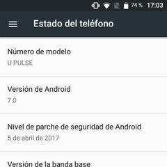 Foto 6 de 13 de la galería software-wilo-u-pulse en Xataka Android