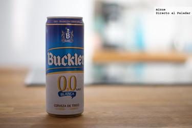 Buckler 0,0 blanca. Cata de cerveza