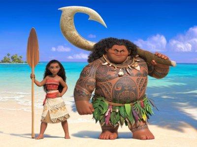 'Vaiana' ('Moana'), así es la nueva princesa de Disney