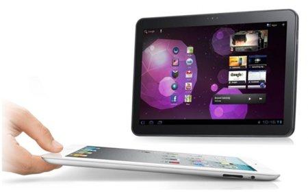 El iPad 2 hace que Samsung se replantee un par de detalles sobre Galaxy Tab 10.1