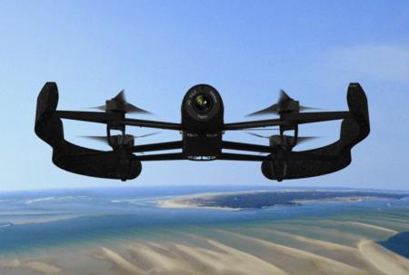Parrot Bebop, el nuevo drone con mejor cámara y compatibilidad con Oculus Rift