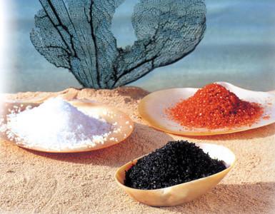 Un bocado gourmet, sales de la isla Molokai