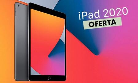 El cupón PQ42020 de eBay te deja el iPad 2020 de 32 GB 55 euros más barato