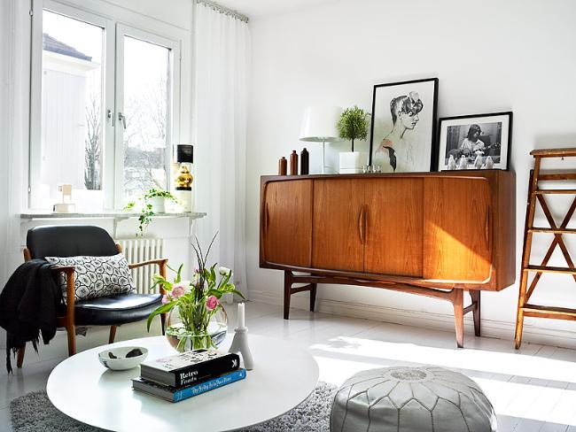 Foto de Puertas abiertas: un apartamento que aúna lo antiguo y lo nuevo (2/8)