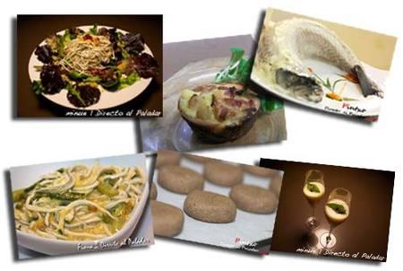 Menú semanal del 28 de diciembre de 2009 al 3 de enero de 2010
