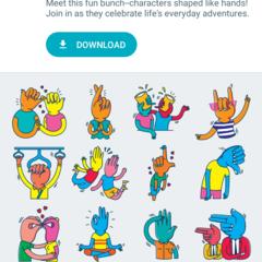 Foto 8 de 24 de la galería google-allo-stickers en Xataka Android
