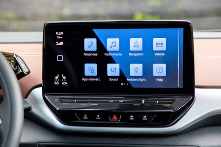 Volkswagen Id4 Suv Electrico Mexico Video 29