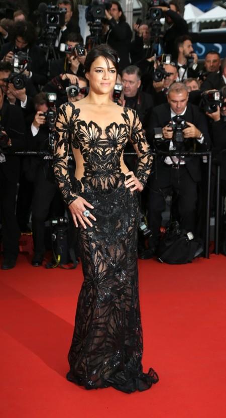 Michelle Rodriguez en 2015