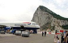 Vuelos a Gibraltar desde España