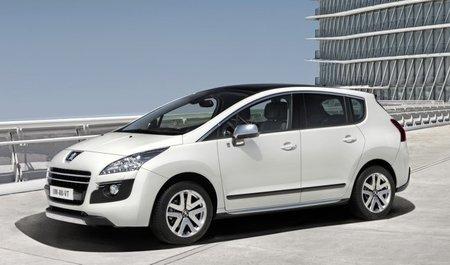 Peugeot 3008 HYbrid4, Top 10 de los coches innovadores