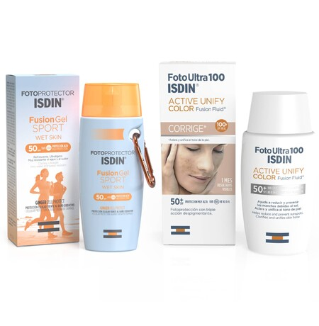 Fotoprotector Isdin Active Unify Color 2021